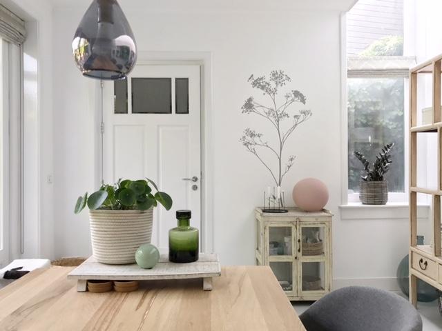 Muurstickers als interieur decoratie lifebylau